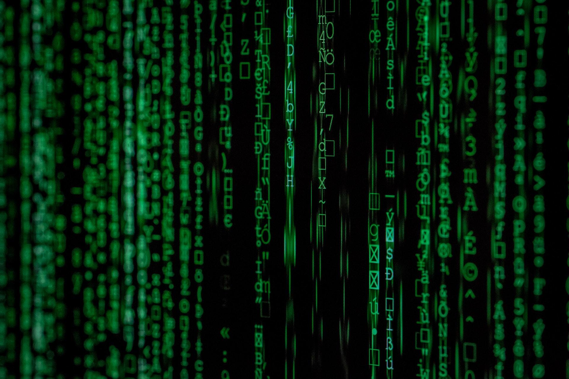 Codice di un computer