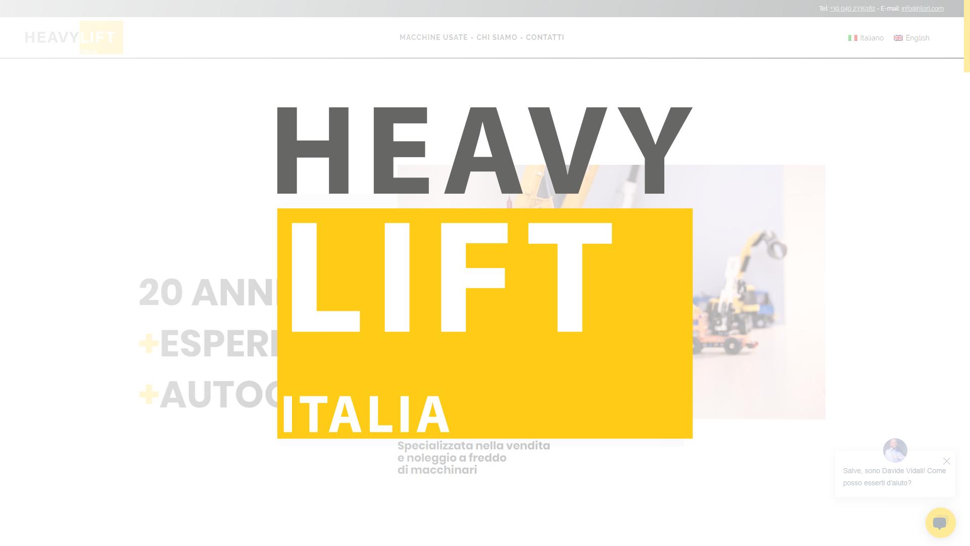 Heavy Lift Italia