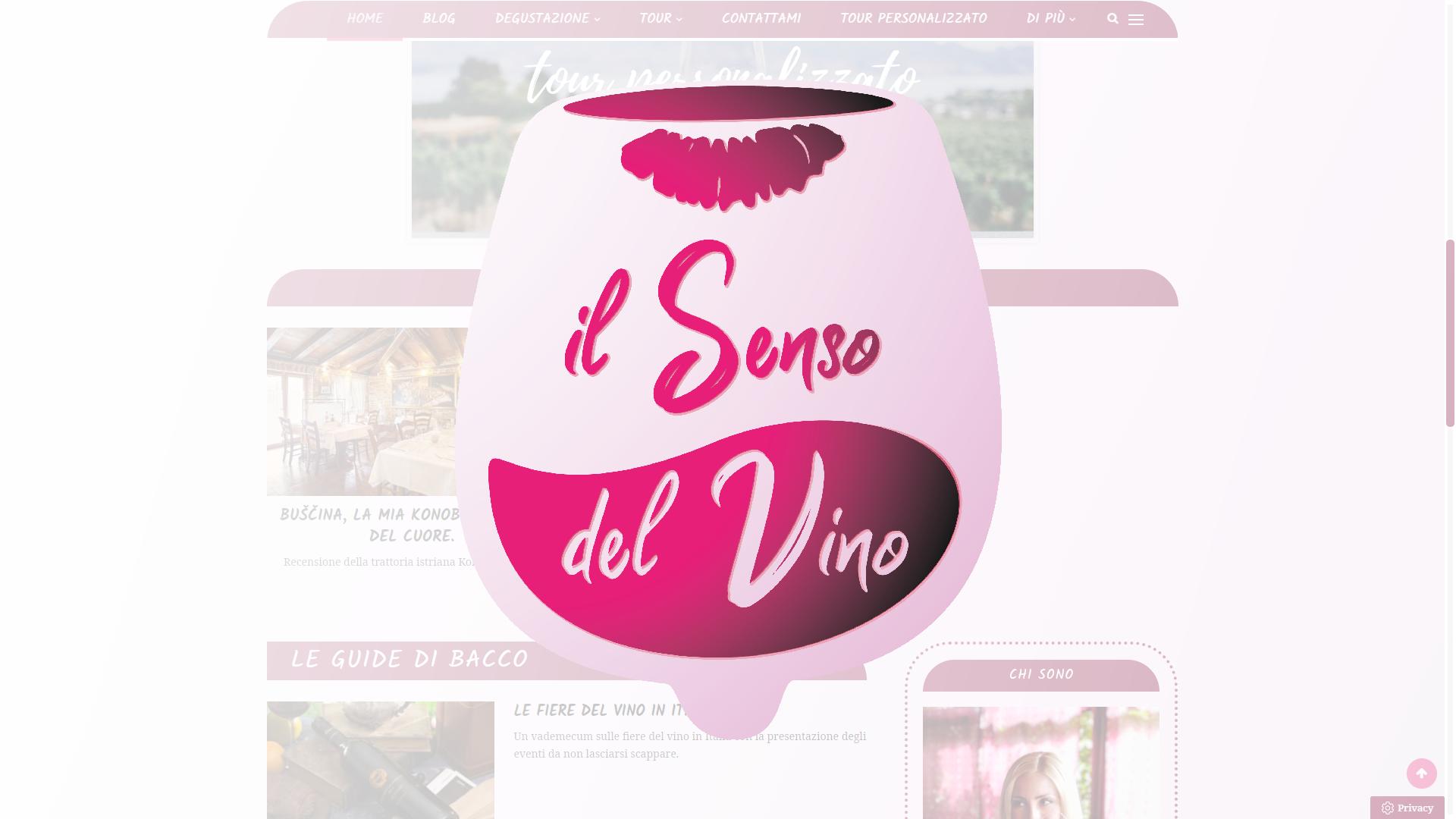 Il Senso Del Vino