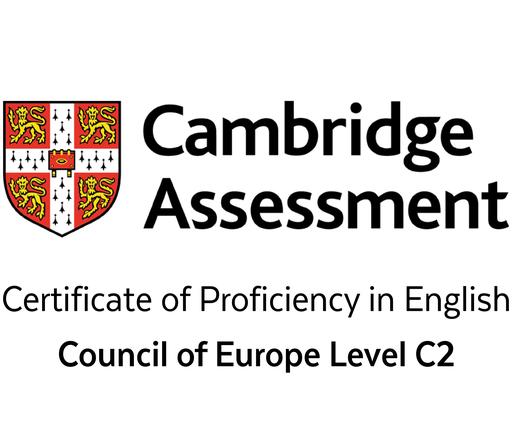 Cambirdge Assessment CEFR C2
